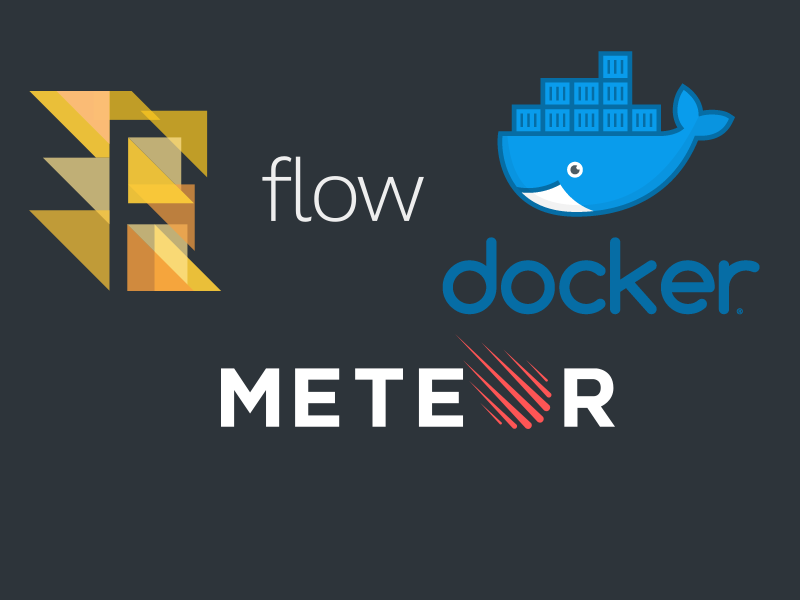 [Work in Progress] Meteor+Docker+Flow